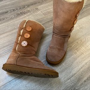 UGG | Bailey Button Triplet Boots